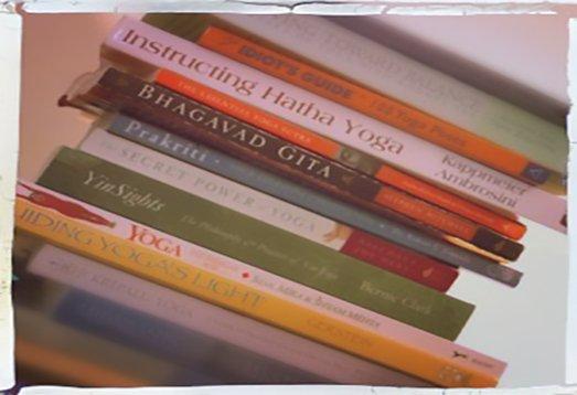 Books on Yoga